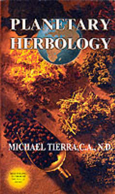 Planetary Herbology (Cover Image)