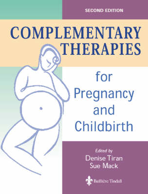 Complementary Therapies in Pregnancy & Childbirth (Cover Image)