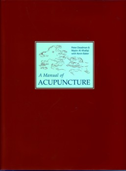 A Manual of Acupuncture (Edition with thumb-indent (View larger image)
