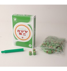 Kamaya Mini Green Moxa (120s) - Adhesive base (Kamaya Mini Green Moxa (120s) - Adhesive base)