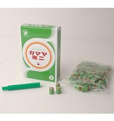 Kamaya Mini Green Moxa (120s) - Adhesive base (Kamaya Mini Green Moxa (120s) - Adhesive base)