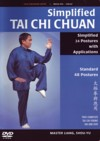 Simplified Tai Chi Chuan & Applications- Simplifie (View larger image)