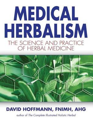 Medical Herbalism: (Cover Image)