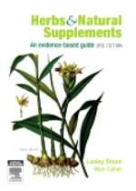 Herbs & Natural Supplements (4th Edition Volume 2) (View larger image)