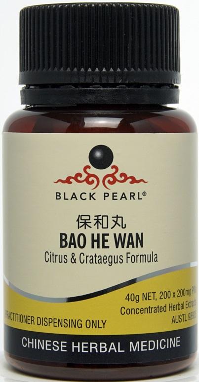 Bao He Wan: Citrus & Crataegus Formula [BP004] (Bao He Wan: Citrus & Crataegus Formula [BP004])