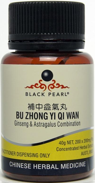 Bu Zhong Yi Qi Wan: Ginseng & Astragalus Combinati (Bu Zhong Yi Qi Wan: Ginseng & Astragalus Combination [BP005])
