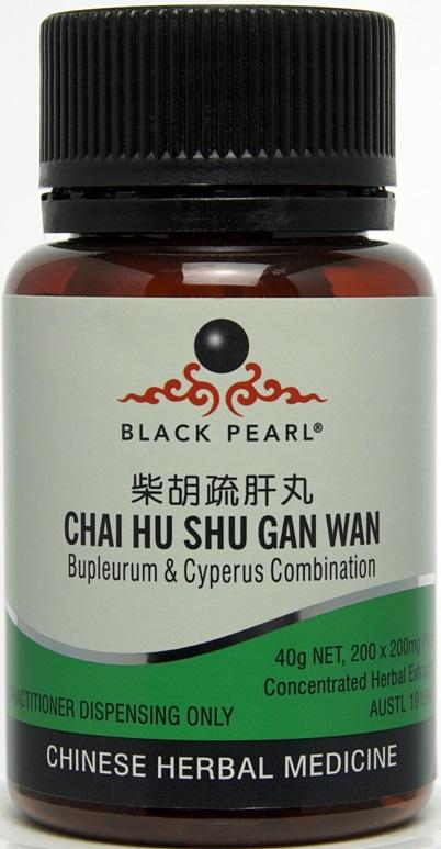 Chai Hu Shu Gan Wan: Bupleurum & Cyperesus Combina (Chai Hu Shu Gan Wan: Bupleurum & Cyperesus Combination [BP006])