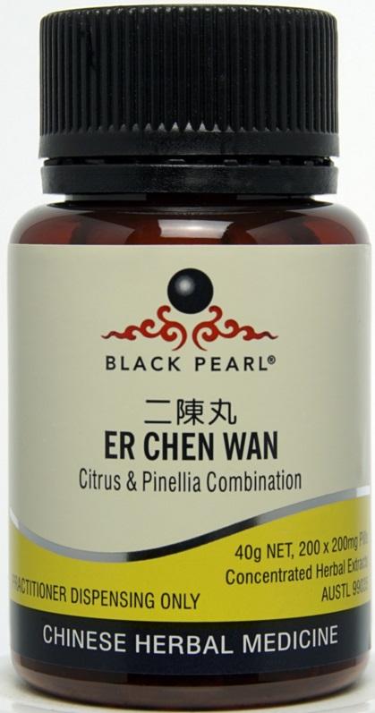 Er Chen Wan: Citrus & Pinellia Combination [BP010] (Er Chen Wan: Citrus & Pinellia Combination [BP010])