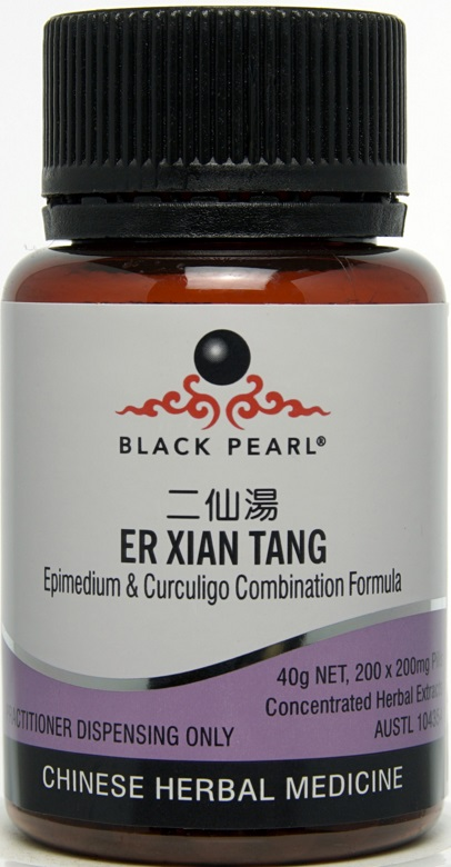 Er Xian Tang: Epimedium & Curculigo Combination [B (Er Xian Tang: Epimedium & Curculigo Combination [BP041])