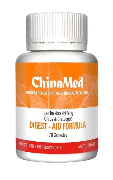 Digest-Aid Formula - Bao He Xiao Shi Fang: Citrus  (Digest-Aid Formula - Bao He Xiao Shi Fang: Citrus & Crataegus [CM102])