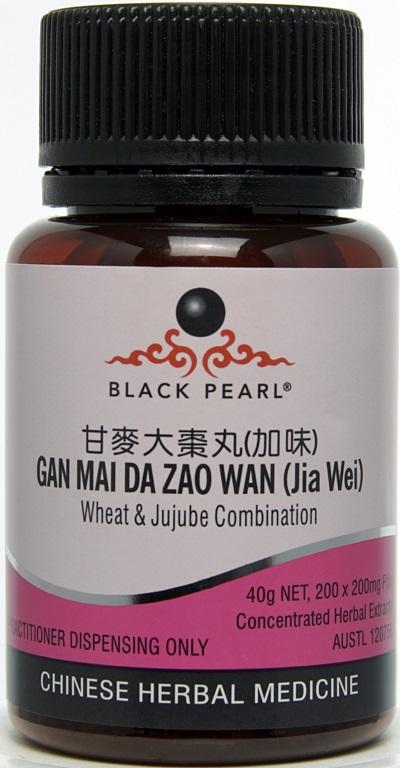 Gan Mai Da Zao Wan (Jia Wei): Wheat & Jujube Combi (Gan Mai Da Zao Wan (Jia Wei): Wheat & Jujube Combination [BP054])