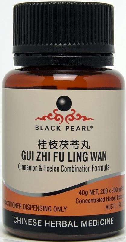Gui Zhi Fu Ling Wan: Cinnamon & Hoelen Combination (Gui Zhi Fu Ling Wan: Cinnamon & Hoelen Combination [BP055])