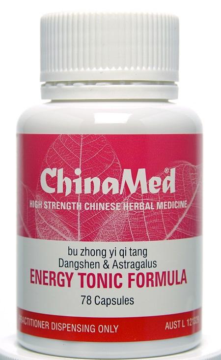 Energy Tonic Formula - Bu Zhong Yi Qi Tang: Dangsh (Energy Tonic Formula - Bu Zhong Yi Qi Tang: Dangshen & Astragalus [CM139])