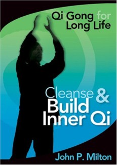 Cleanse & Build Inner Qi (Qi Gong for Life Series) (View larger image)