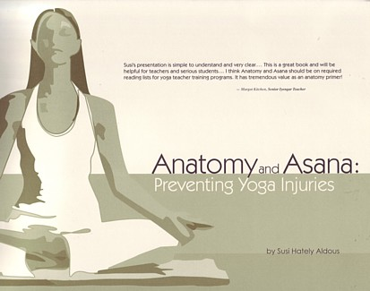 Anatomy & Asana: Preventing Yoga Injuries (View larger image)