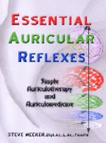 Essential Auricular Reflexes: Simple Auriculothera (View larger image)