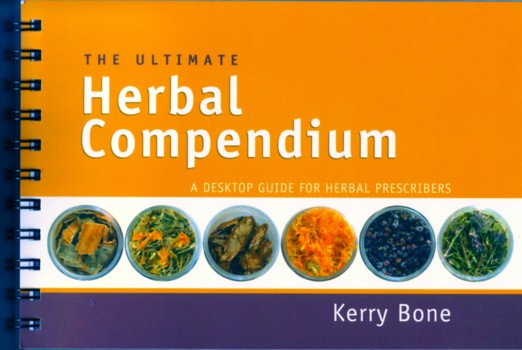 The Ultimate Herbal Compendium: A Desktop Guide fo (View larger imgae)