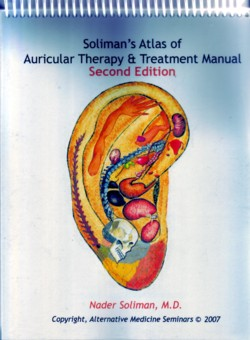 Soliman''s Atlas of Auricular Therapy & Treatment M (View larger image)
