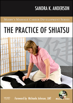The Practice of Shiatsu (View larger image)