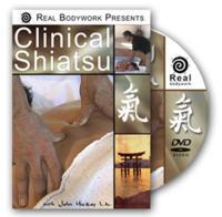 Clinical Shiatsu (DVD) (View larger image)
