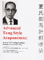 Advanced Tung Style Acupuncture: Dao Ma (Volume 1) (View larger image)
