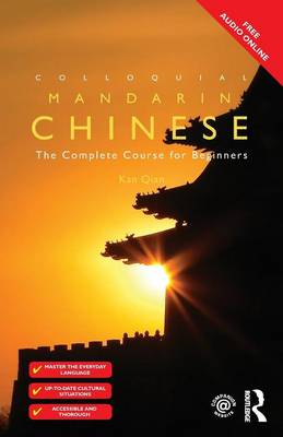 Colloquial Chinese (Cover Image)