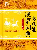 Multi-purpose Idiom Dictionary (Chinese only) (view larger image)