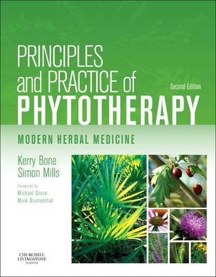 Principles and Practice of Phytotherapy (Cover Image)