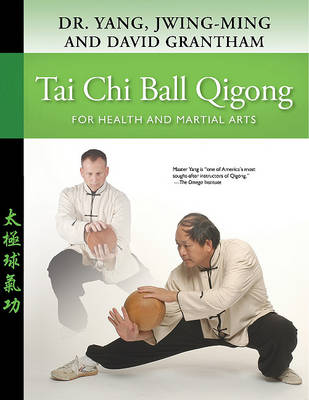 Tai Chi Ball Qigong (Cover Image)