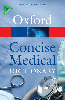 Concise Medical Dictionary (Cover Image)