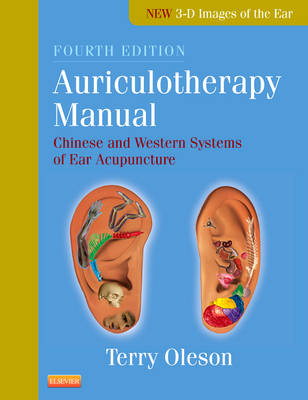 Auriculotherapy Manual (4rd edition) (Cover Image)