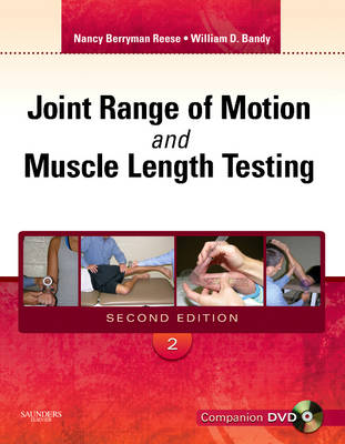 Joint Range of Motion and Muscle Length Testing (Cover Image)