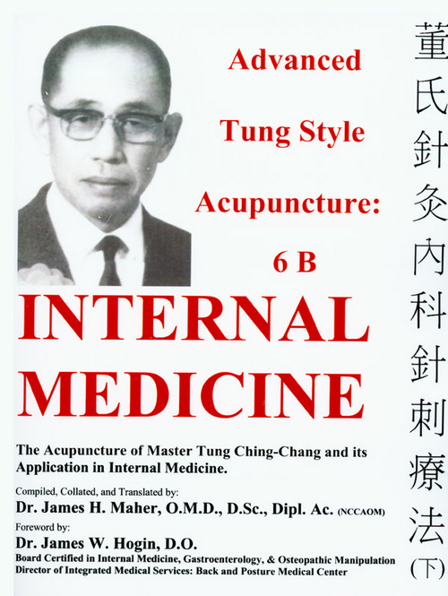 Advanced Tung Style Acupuncture: Internal Medicine (Advanced Tung Style Acupuncture: Internal Medicine (Volume 6B))