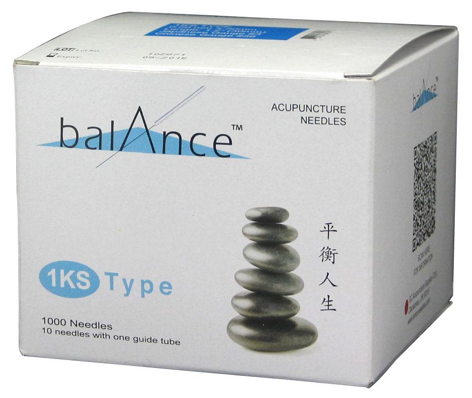 Balance 1KS 0.22 x 40mm (Box of 1000): (Balance 1KS 0.22 x 40mm  (Box of 1000) :)