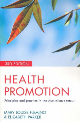 Health Promotion: (Cover Image)