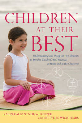 Children at Their Best: (Cover Image)
