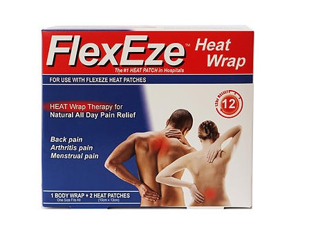 FlexEze Heat Patch (Bodywrap) (FlexEze Heat Patch (Bodywrap))