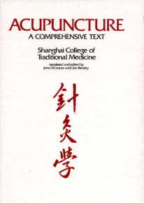 Acupuncture: A Comprehensive Text (View larger image)