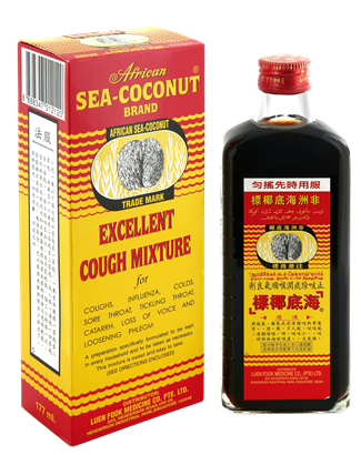 African Sea Coconut Cough Mixture (177ml) (African Sea Coconut Cough Mixture (177ml))