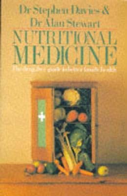 Nutritional Medicine: The Drug-Free Guide to Bette (Cover Image)