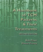 A Handbook of TCM Patterns & Their Treatments (View larger image)