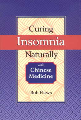 Curing Naturally with Chinese Medicine: Curing Ins (View larger image)