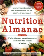 Nutrition Almanac (View larger image)